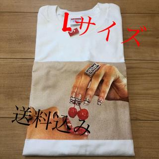 シュプリーム(Supreme)のSupreme シュプリーム Cherries Tee チェリーズ Tシャツ(Tシャツ/カットソー(半袖/袖なし))