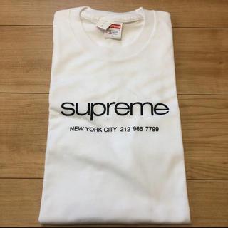 シュプリーム(Supreme)のsupreme Shop Tee シュプリーム ショップ Tシャツ サイズ(Tシャツ/カットソー(半袖/袖なし))