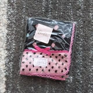 バービー(Barbie)の【新品・未使用】Barbie タオルハンカチ(ハンカチ)