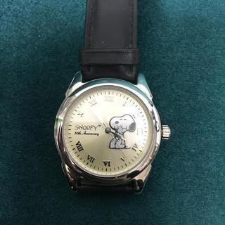 フォッシル(FOSSIL)のFossil  スヌーピー 50th  3000本限定 腕時計 (腕時計(アナログ))