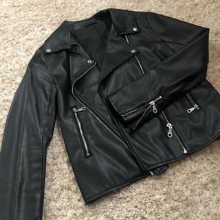 GU - GU ライダースジャケット