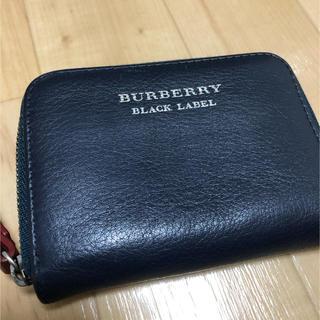 BURBERRY BLACK LABEL - バーバリー ブラックレーベル キーケース