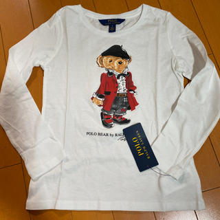 Ralph Lauren - ラルフローレンのベアロンT シャツ 新品 120 75%オフ
