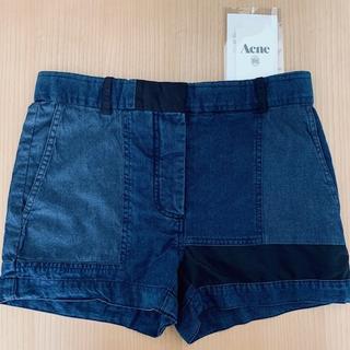 アクネ(ACNE)の【未使用】ACNE STUDIOS -short pants-(ショートパンツ)