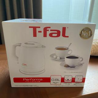 T-fal - ティファール 電気ケトル 0.8L