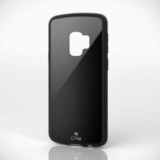 エレコム(ELECOM)の【新品】Galaxy S9用 TPUケース TOUGH SLIM LITE 黒(Androidケース)