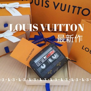 LOUIS VUITTON - LOUIS VUITTON 【最新作】ジッピー・コインパース