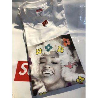 シュプリーム(Supreme)のSupreme Naomi Tee White S(Tシャツ/カットソー(半袖/袖なし))