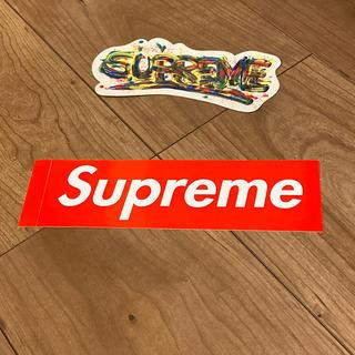 Supreme - シュプリーム 正規ステッカー 2セット