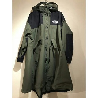 sacai - sacai x the north face ロングコート