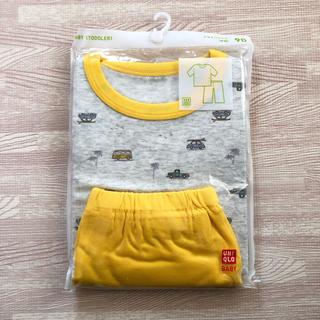 UNIQLO - UNIQLO ドライパジャマ 半袖