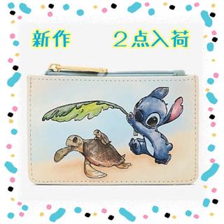Disney - 新作 限定♡ラウンジフライ &亀さん コイン&カードケース