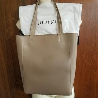 INDIVI - 新品、未使用 INDIVI トートバッグ