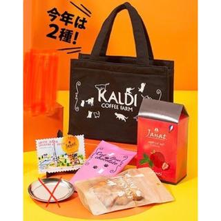 KALDI - カルディ■KALDI■ネコの日バッグ■トレーなし