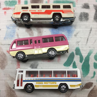 TOMMY - トミカ  日本製 バス