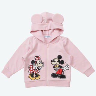 Disney - ディズニー ベビー パーカー