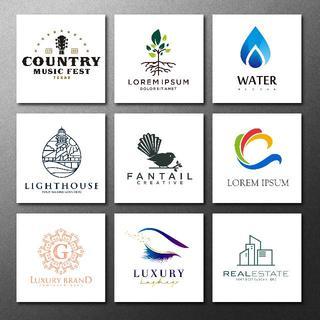 修正無制限!再提案可!お店や会社のロゴをご納得頂けるまでお作りします。 (オーダーメイド)