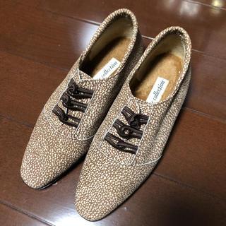 本革シューズ protee collection 革靴 ブラウンで、美品です!(ハイヒール/パンプス)