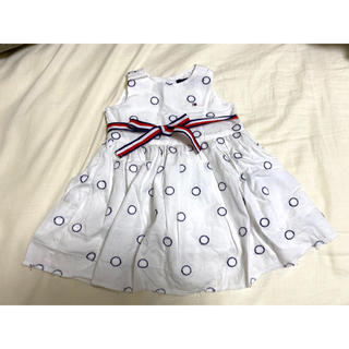 TOMMY HILFIGER - tommy baby ワンピース