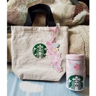 スターバックスコーヒー(Starbucks Coffee)のスターバックスオンライン限定ミニバック&スターバックスヴィアアソートセット(その他)