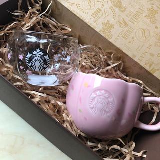 Starbucks Coffee - スターバックス さくら 2020   マグカップ 2個セット