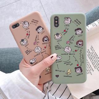 SNOOPY - iPhoneXR iPhone11 iPhone7 iPhoneX スヌーピー