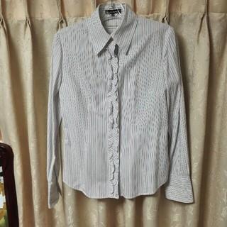 ボナジョルナータ(BUONA GIORNATA)のきちんとシャツ(シャツ/ブラウス(長袖/七分))