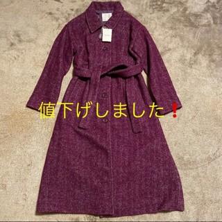 レイカズン(RayCassin)の【未使用新品】レイカズン コート(ロングコート)