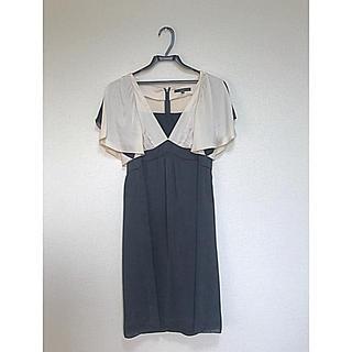 ビームス(BEAMS)のBEAMS  結婚式用 ドレス ★美品(ミディアムドレス)