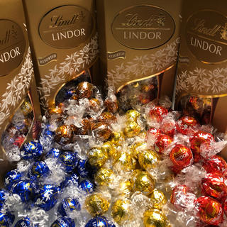 Lindt - 🎗リンツ チョコレートセット🎗【72個】各お味⓲個ずつ