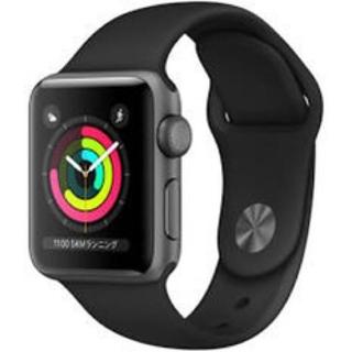 アップルウォッチ(Apple Watch)のApple watch3 うまー様。(スマートフォン本体)