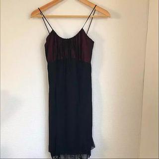 ワンピース ドレス(ミニワンピース)