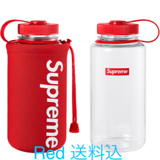 Supreme - Supreme Nalgene 32 oz ボトル 赤 送料込 20SS立ち上げ