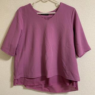 イング(INGNI)のシャツ INGNI(Tシャツ/カットソー(半袖/袖なし))