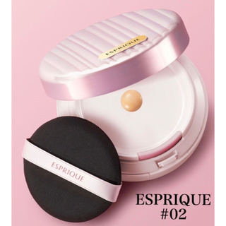 ESPRIQUE - 【大特価】美品!ESPRIQUE エスプリーク リキッド コンパクト BB 02