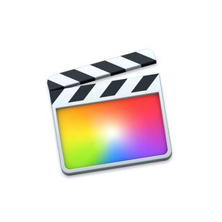 Apple - FinalCutPro X 最新版 永久ライセンス