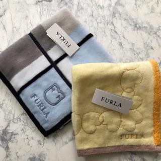 Furla - フルラ タオルハンカチ 2枚