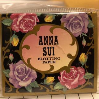 アナスイ(ANNA SUI)のあぶらとり紙 ANNA SUI(あぶらとり紙)