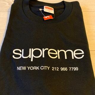 シュプリーム(Supreme)のSupreme shop tee 黒 Mサイズ(Tシャツ/カットソー(半袖/袖なし))