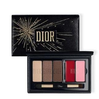 Christian Dior - dior シグネチャー アイ&リップ パレット (限定品) 2019ホリデー限定