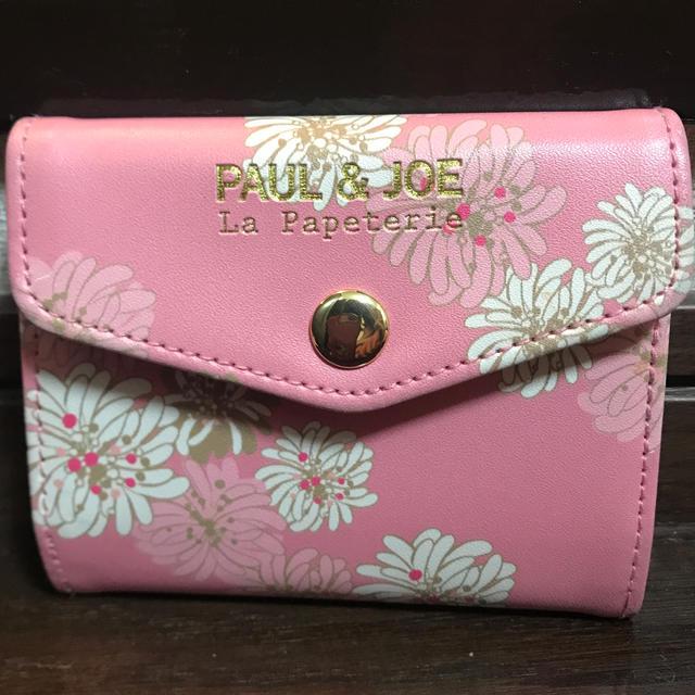 PAUL & JOE(ポールアンドジョー)のポールアンドジョー カードケース レディースのファッション小物(パスケース/IDカードホルダー)の商品写真