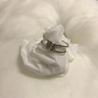 グッチ(Gucci)の正規品 GUCCI シルバー925 リング 指輪 21号 Ag(リング(指輪))