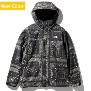 THE NORTH FACE -  Lサイズ Novelty Scoop Jacket