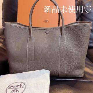Hermes - 新品未使用♡エルメス♡ガーデンパーティー PM 36 エトープ