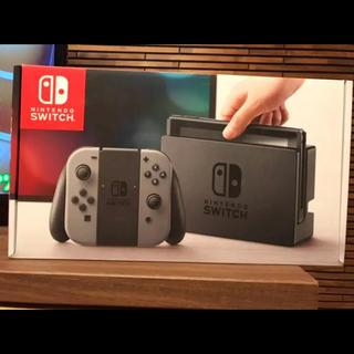 Nintendo Switch - ☆送料無料☆激安任天堂スイッチ本体グレーNintendo Switch