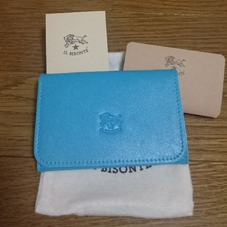 IL BISONTE - 新品未使用 限定色 IL BISONTE イルビゾンテ カードケース 名刺入れ