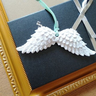 💐アロマストーン✾天使の羽