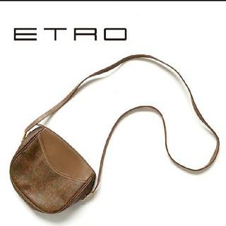 ETRO - ETRO エトロ ペイズリー柄 ショルダーバッグ  ヴィンテージ