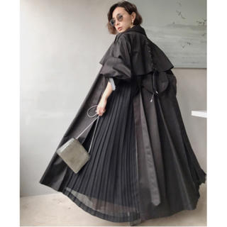 Ameri VINTAGE - アメリヴィンテージ BALLOON SLEEVE PLEATS TRENCH