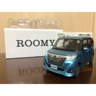 非売品 美品 トヨタ ルーミー ROMMY カラーサンプル 1/30 ミニカー
